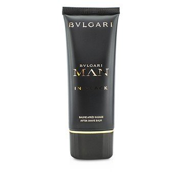 Bvlgari In Black After Shave Balm (Unboxed) 100ml/3.4oz  men