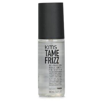 KMS California 加州KMS 馴服乖乖油(控制毛躁和抗潮濕長達3天) Tame Frizz De-Frizz Oil  100ml/3.3oz - 護髮