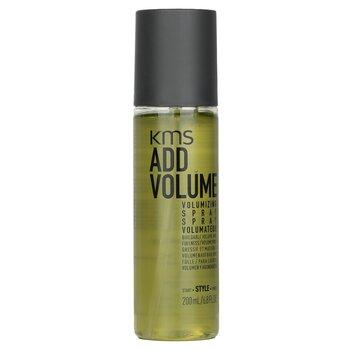 KMS California 加州KMS 蓬蓬膠(支撐髮根及強效豐盈) Add Volume Volumizing Spray 200ml/6.8oz - 頭髮造型噴霧