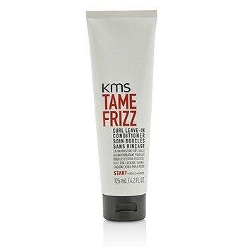 KMS California Tame Frizz Несмываемый Кондиционер для Кудрей (Экстра Увлажнение для Кудрявых Волос) 125ml/4.2oz