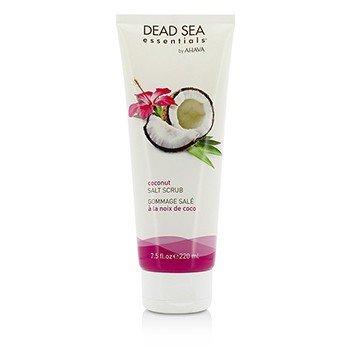 Ahava Dead Sea Essentials Coconut Соляной Скраб 220ml/7.5oz