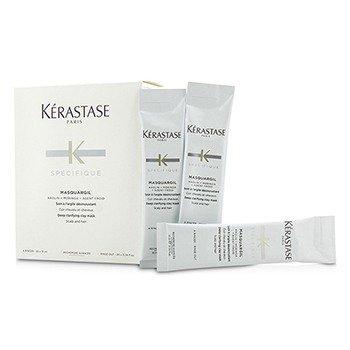 Kerastase Specifique Masquargil Глубоко Очищающая Маска с Глиной (для Волос и Кожи Головы) 20x10ml/0.34oz