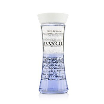 Les Demaquillantes Demaquillant Instantane Yeux Dual-Phase Waterproof Make-Up Remover - For Sensitive Eye (125ml/4.2oz)