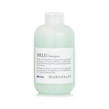 Davines Melu Shampoo Mellow Шампунь против Ломкости (для Длинных или Поврежденных Волос) 250ml/8.45oz