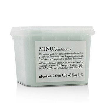 Minu Conditioner Illuminating Protective Conditioner (For Coloured Hair) (250ml/8.45oz)