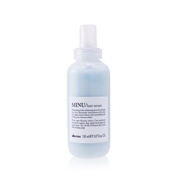 Davines Minu Hair Serum Сыворотка для Блеска и Усиления Цвета (для Окрашенных Волос) 150ml/5.07oz