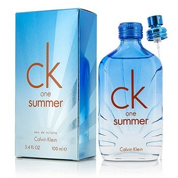 Calvin Klein CK One Summer EDT Spray (2017 Edition) 100ml/3.4oz