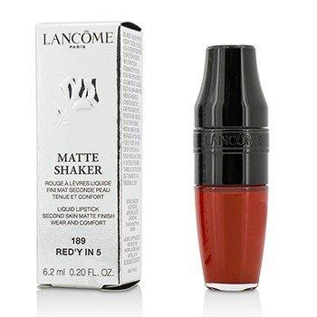 Matte Shaker Liquid Lipstick - # 189 Red'Y In 5 (6.2ml/0.2oz)