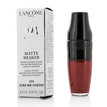 Lancome Matte Shaker Жидкая Губная Помада - # 374 Kiss Me Cherie 6.2ml/0.2oz