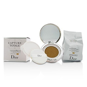 Capture Totale Dreamskin Perfect Skin Cushion SPF 50 With Extra Refill - # 025 (2x15g/0.5oz)