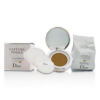 Christian Dior 迪奧 夢幻美肌氣墊粉餅 SPF 50 PA+++(內含替換蕊×2) - NO.025 2x15g/0.5oz - 粉底及蜜粉