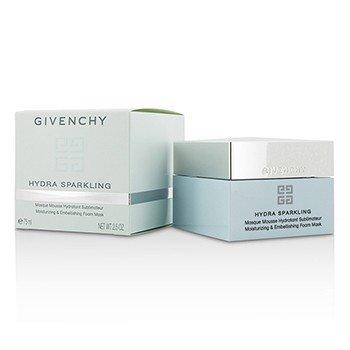 Givenchy Hydra Sparkling Увлажняющая и Совершенствующая Маска Мусс 75ml/2.5oz