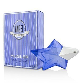 Thierry Mugler (Mugler) Angel Eau Sucree Туалетная Вода Спрей (2017 Limited Edition) 50ml/1.7oz
