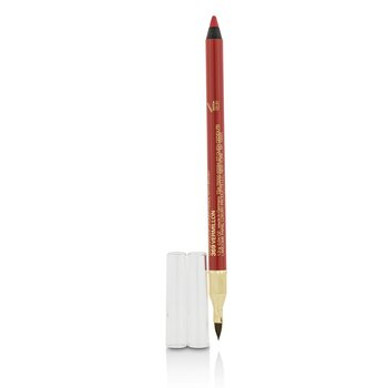 Le Lip Liner Waterproof Lip Pencil With Brush - #369 Vermillon (1.2g/0.04oz)
