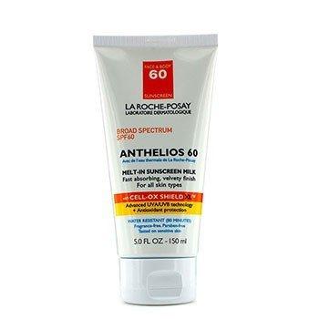 La Roche Posay Anthelios 60 Тающее Солнцезащитное Молочко - для Лица и Тела (Срок Годности 11/2017) 150ml/5oz
