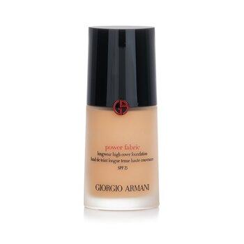 Giorgio Armani 亞曼尼 完美絲絨水慕斯粉底SPF 25 - # 4 (Fair, Warm) - 粉底及蜜粉