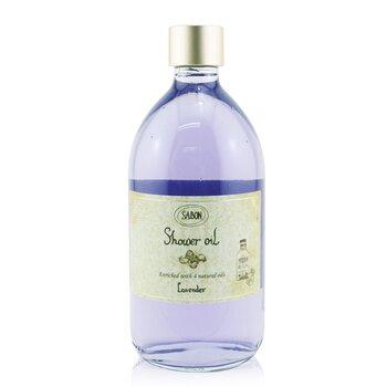 Shower Oil - Lavender (500ml/17.59oz)