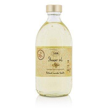 Shower Oil - Patchouli Lanvender Vanilla (500ml/17.59oz)