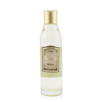 Massage Oil - Believe (Patchouli Lavender Vanilla) (150ml/5oz)
