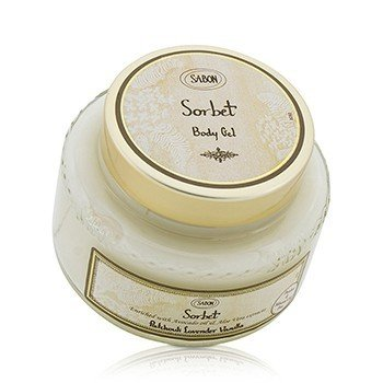 Sorbet Body Gel - Patchouli Lavender Vanilla (200ml/7oz)