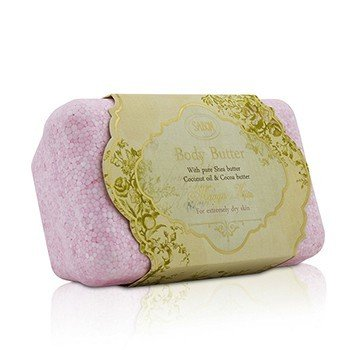 Body Butter (For Extremely Dry Skin) - Mango Kiwi (100g/3.53oz)