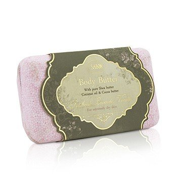 Body Butter (For Extremely Dry Skin) - Patchouli Lavender Vanilla (100g/3.53oz)