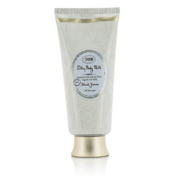 Silky Body Milk - Delicate Jasmine (200ml/7oz)