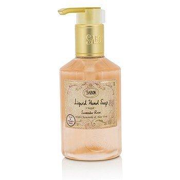 Liquid Hand Soap - Lavender Rose (200ml/7oz)