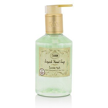 Liquid Hand Soap - Lavender Apple (200ml/7oz)