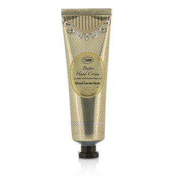 Butter Hand Cream - Patchouli Lavender Vanilla (75ml/2.6oz)