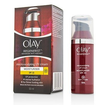 Olay Regenerist Micro-Sculpting UV Увлажняющий Крем SPF 30 50ml/1.7oz