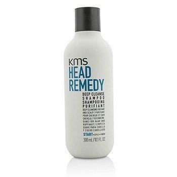 KMS California Head Remedy Глубоко Очищающий Шампунь (Глубокое Очищение для Волос и Кожи Головы) 300ml/10.1oz