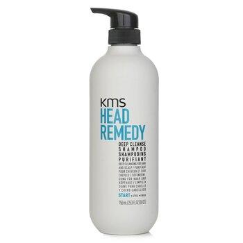KMS California Head Remedy Глубоко Очищающий Шампунь (Глубокое Очищение для Волос и Кожи Головы) 750ml/25.3oz