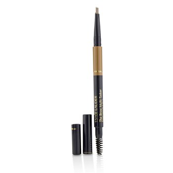 The Brow MultiTasker 3 in 1 (Brow Pencil, Powder and Brush) - # 02 Light Brunette (0.45g/0.018oz)