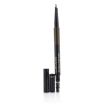 The Brow MultiTasker 3 in 1 (Brow Pencil, Powder and Brush) - # 04 Dark Brunette (0.45g/0.018oz)