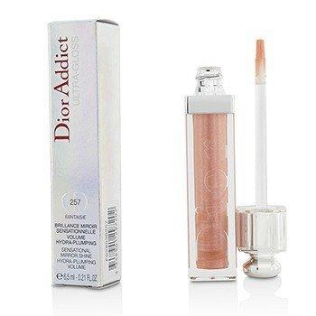 Christian Dior Dior Addict Ultra Блеск для Губ (Сенсационное Зеркальное Сияние) - No. 257 Fantaisie F028530257 6.5ml/0.21oz