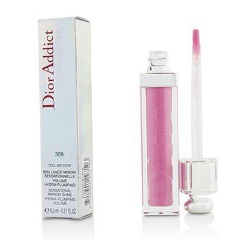 Dior Addict Ultra Gloss (Sensational Mirror Shine) - No. 369 Tell Me Dior (6.5ml/0.21oz)