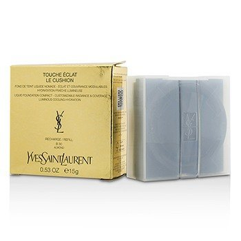 Yves Saint Laurent Touche Eclat Le Cushion Жидкая Компактная Основа Запасной Блок - #B30 Almond 15g/0.53oz