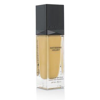 Givenchy Matissime Velvet Сияющая Матирующая Основа Флюид SPF 20 - #06 Mat Gold 30ml/1oz