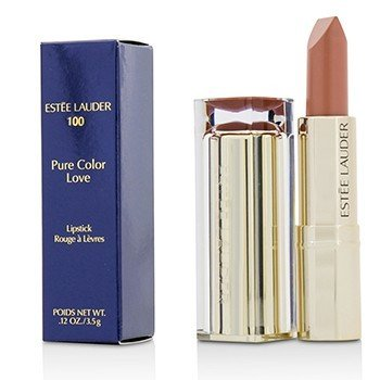 Estee Lauder Pure Color Love Губная Помада - #100 Blas Buff 3.5g/0.12oz