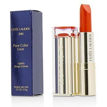 Pure Color Love Lipstick - #340 Hot Rumor (3.5g/0.12oz)