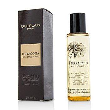 Terracotta Nourishing Dry Oil - For Face, Body & Hair (100ml/3.3oz)