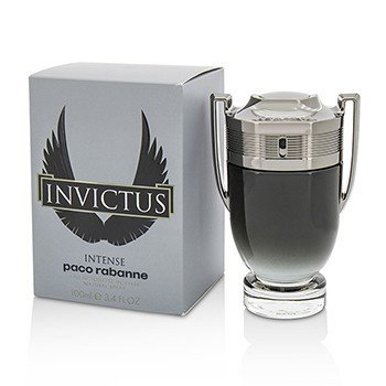 Invictus Intense Eau De Toilette Spray (100ml/3.4oz)
