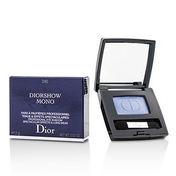 Diorshow Mono Professional Spectacular Effects & Long Wear Eyeshadow - # 240 Air (2g/0.07oz)