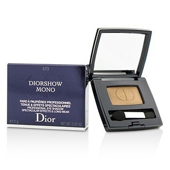 Christian Dior Diorshow Mono Professional Spectacular Effects  Long Wear Тени для Век - # 573 Mineral 2g/0.07oz
