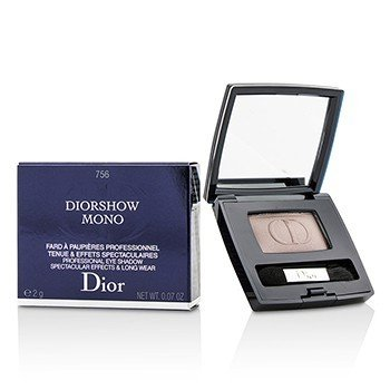 Diorshow Mono Professional Spectacular Effects & Long Wear Eyeshadow - # 756 Front Row (2g/0.07oz)
