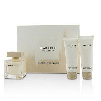 Narciso Rodriguez Narciso Набор: Парфюмированная Вода Спрей 90мл/3унц + Лосьон для Тела 75мл/2.5унц + Крем для Душа 75мл/2.5унц 3pcs