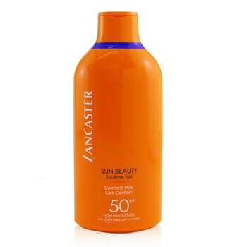 Sun Beauty Velvet Fluid Milk SPF50 (400ml/13.5oz)