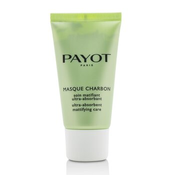 Pate Grise Masque Charbon - Ultra-Absorbent Mattifying Care (50ml/1.6oz)