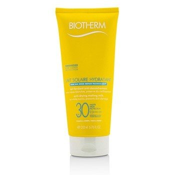 Lait Solaire Hydratant Anti-Drying Melting Milk SPF 30 - For Face & Body (200ml/6.76oz)